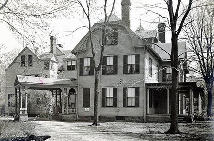 Garfield Home in Mentor Ohio
