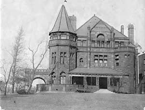 Sylvestor Everett Mansion