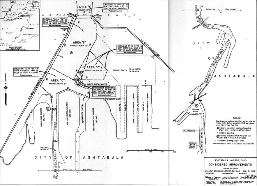 profile of the port of ashtabula  ohio   the cleveland memory project
