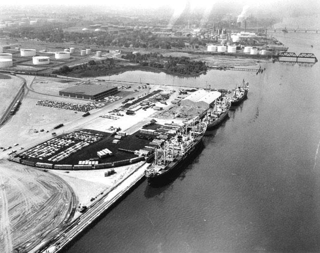 Photos Of The Port Of Toledo Ohio The Cleveland Memory