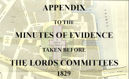 Book Cover for the Appendix