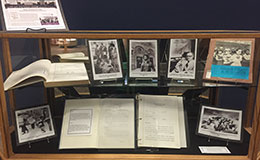 The Reed v. Rhodes display