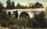 Thumbnail of the >Bridge over Sloan's Branch, Gaston County, NC
