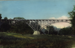 Thumbnail of the Steel Arch Bridge over Vermillion River, Birmingham, OH