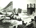 Thumbnail of the Tay Bridge Disaster, view 2