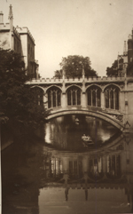 Thumbnail of the Bridge of Sighs, Cambridge